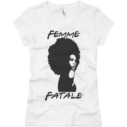 Femme Fatale Afro Strong