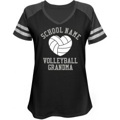 Grandma's Volleyball Jersey
