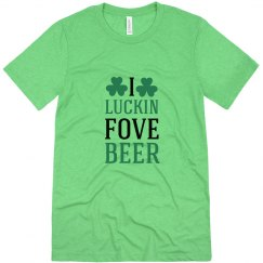 Lucking Fove Beer