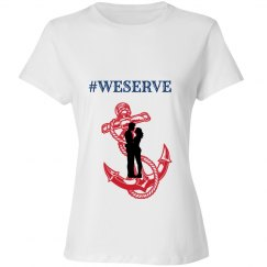 We Serve- Navy