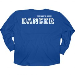 Dancer's Edge Adult Long Sleeve
