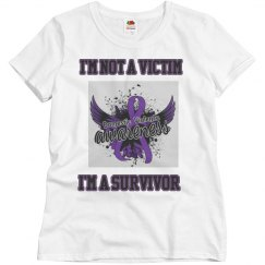 Domestic violence awareness shirt