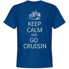 Keep calm and go Cruisin