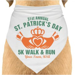 St. Patrick's Dog Walk