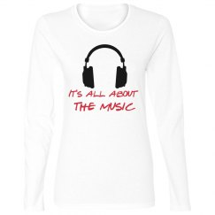All about the music
