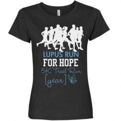 Lupus Run for Hope Shirt