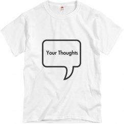 Thoughts Shirt, Top