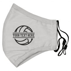 Custom Beach Volleyball Face Masks
