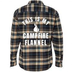 Campfire Flannel