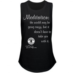 Meditation Sleeveless Shirt