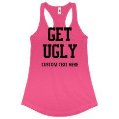 Get Ugly Mud Run Team Custom