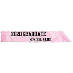 2020 Sash