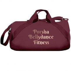Porsha Bellydance Fitness Bag