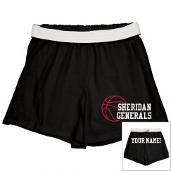Basketball Shorts With Name