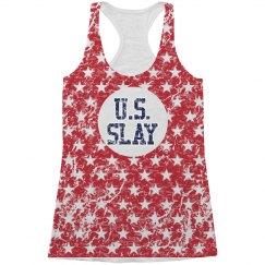 Patriotic U.S. Slay