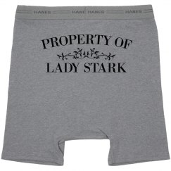 Property Of Lady Stark