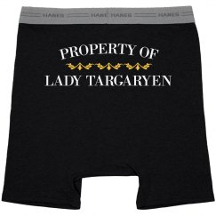 Property Of Lady Targaryen