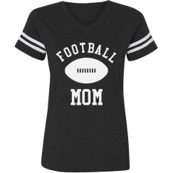 Football Mom Sweet And Simple