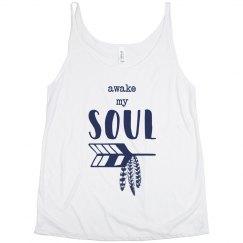 Awake My Soul Flowing Tank