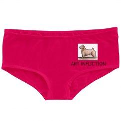 Art Infliction Boy Shorts