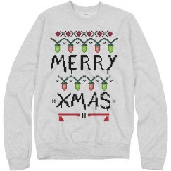 My Stranger Ugly Sweater