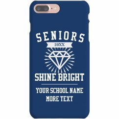 Custom Seniors Phone Case