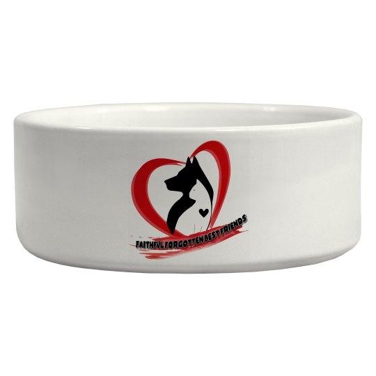 FFBF Ceramic Bowl