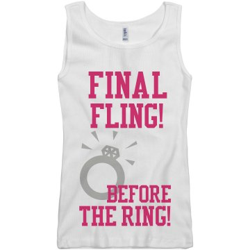 FFBTR - BACHELORETTE PARTY TEE