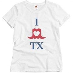 I Heart TX Misses