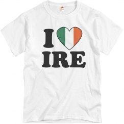 I Heart IRE Mens