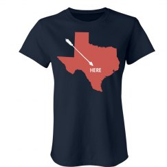 You're Here Texas