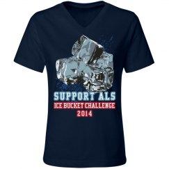 Support ALS Ice Bucket