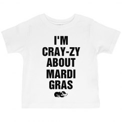 I'm Cray-zy About Mardi Gras