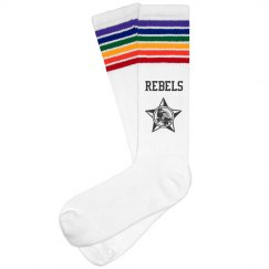Rebels Rainbow Socks