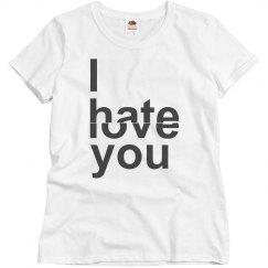 I Hate / Love You