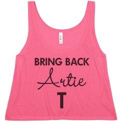Bring Back Artie T/Pink