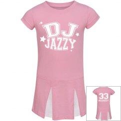 DJ JAZZY Cheerleader