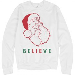 Spoiler Alert Santa