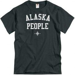 Alaska people