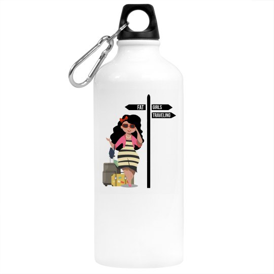 FGT Brunettea Aluminum Water Bottle