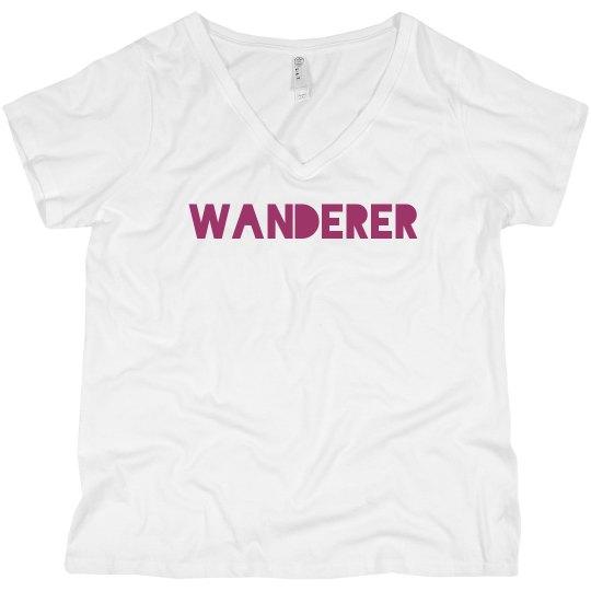 FGT Wanderer V Neck