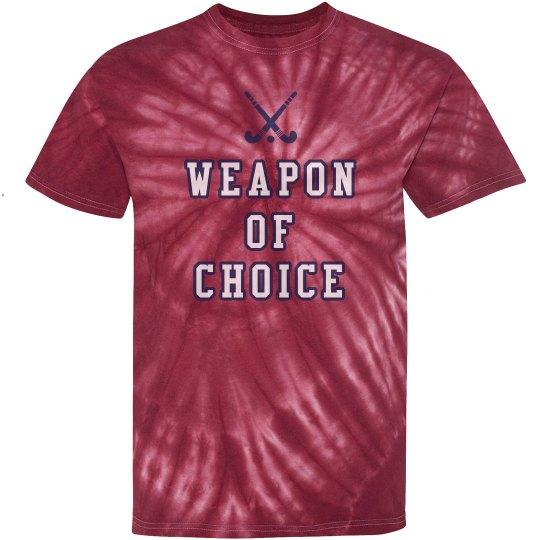 Field Hockey Weapon