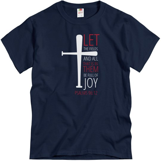 Fields of Joy - Unisex Adult