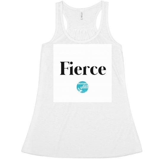 Fierce workout tank