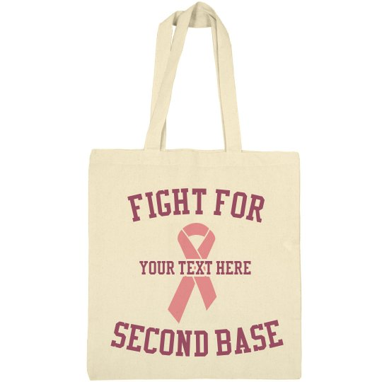 Fight Breast Cancer Bag