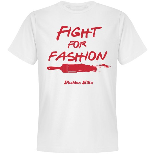 Fight for fashion FK Tee