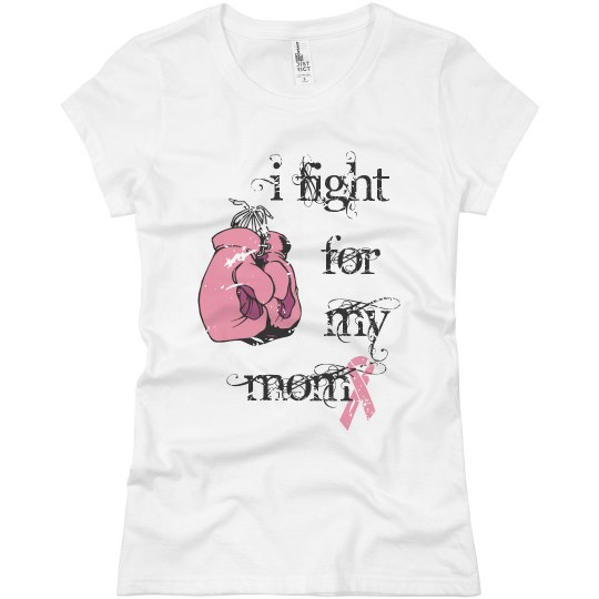 Fight for mom