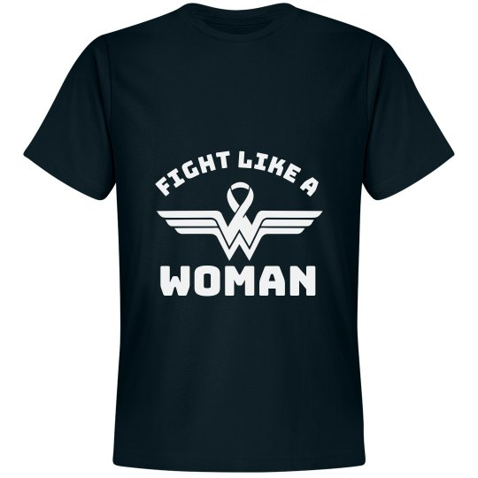 Fight Like A Woman/ Team Natasha (Men's/ Unisex)
