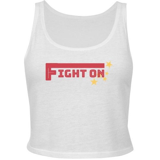 fight on tank