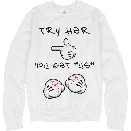 Fight Together Sweatshirt